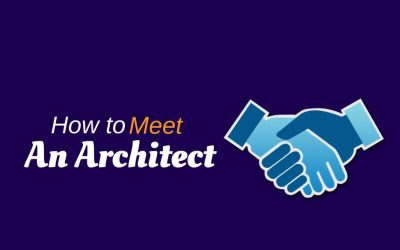 Before, During and After Meeting an Architect