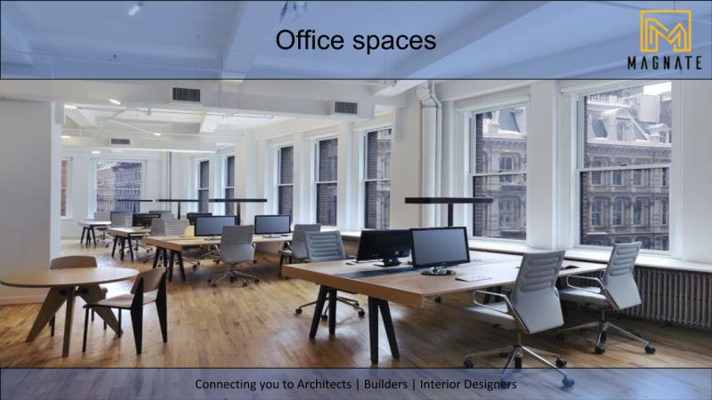 Office Spaces & Millennial