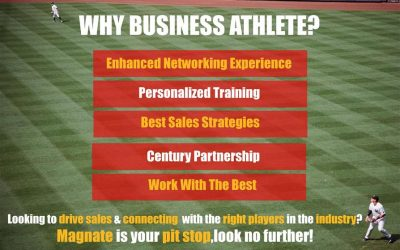 Make us your Business Athlete